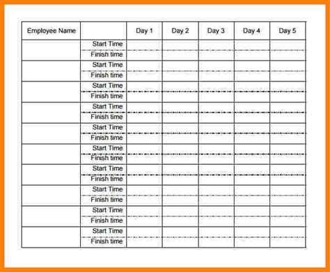 5 Payroll Time Sheets Forms Sles Of Paystubs Adp Timesheet Template
