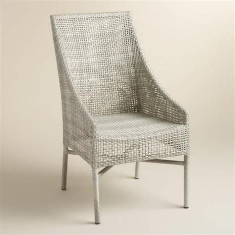 woven dining room chairs 78 ideas about wicker dining chairs on pinterest