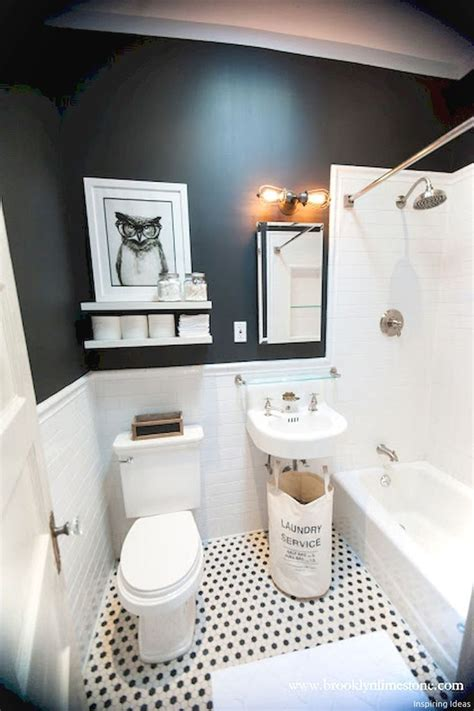 black white bathrooms ideas  pinterest white