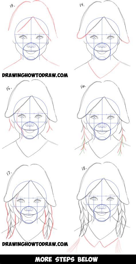 doodle draw tutorial how to draw a realistic s step
