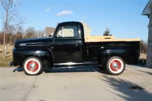 50s Ford Truck 1950 Ford F 1 Barrett Jackson Auction Company