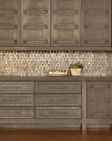 metallic kitchen backsplash 65 kitchen backsplash tiles ideas tile types and designs