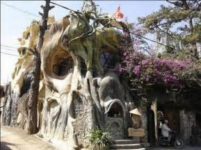 crazy house in vietnam the strangest houses in the world
