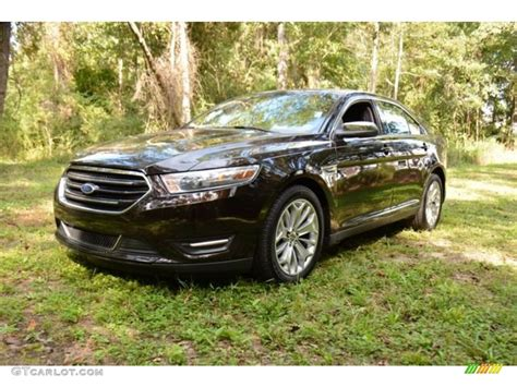 2014 Ford Taurus Limited Specs by 2014 Kodiak Brown Ford Taurus Limited 97824744 Photo 2