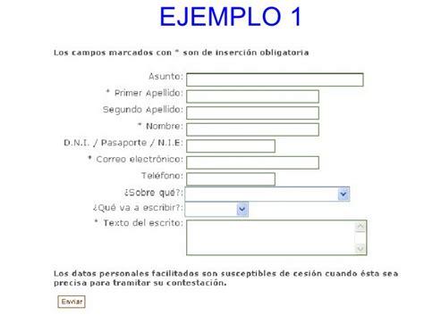 imagenes html ejemplos sistemas operativos ejemplos de formularios