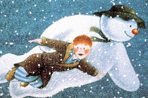 the snowman and the trailers from hell charming 1982 animated short the snowman indiewire