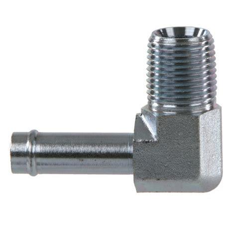 beaded hose barb fittings 4501 steel fittings hydraulic beaded hose barb fittings