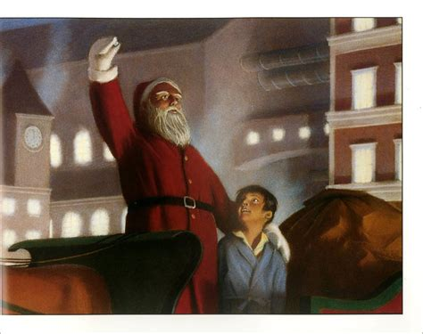 polar express book pictures allsburg and illustration weiner elementary