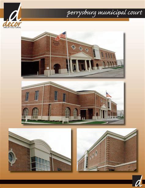 Map Home Decor d 233 cor architectural toledo ohio cupolas and cornice