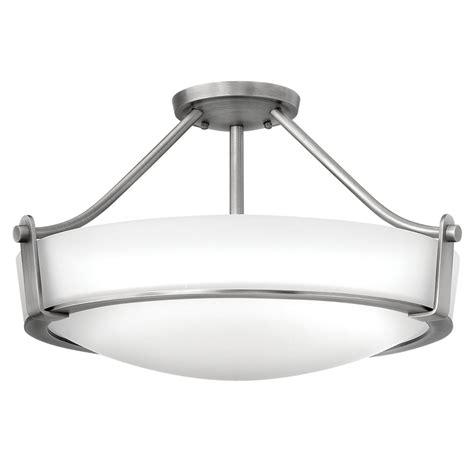 medium bathroom flush mount light ceiling fitting hk hathaway sfmn hathaway medium semi flush ceiling fitting in nickel