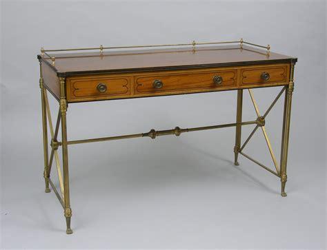 Kittinger Desk by A Vintage Kittinger Caign Desk 05 19 06 Sold 2127 5