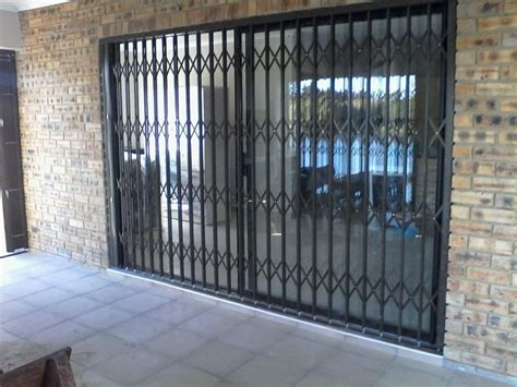expandable gate expandable security products all in one trellis and