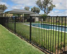 ornamental iron fence decorative garden fencing school