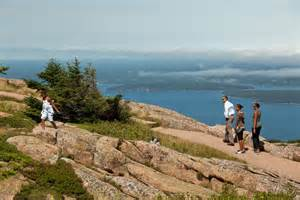 How To Get To Cadillac Mountain File Obama Cadillac Mountain Jpg Wikimedia Commons