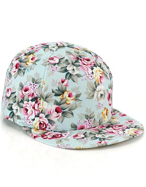 Floral Hat floral hats tag hats