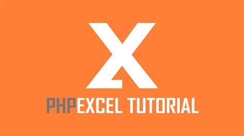 Tutorial Phpexcel   phpexcel tutorial export to downloadable excel file