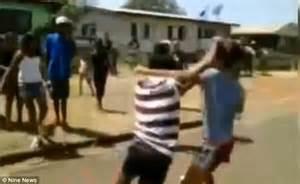 fight austin texas hair show 2014 queensland fight club shown in horrific footage daily
