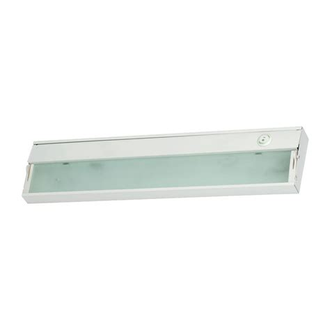 commercial electric battery operated led under cabinet light ge 18 in battery operated led utility light 27510 the