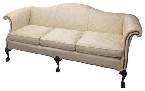 formal sofa sold out vintage cream formal sofa 2 000 est retail