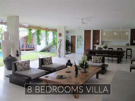 bali villa 6 bedroom private villas chocolat bali 2 5 6 8 bedrooms seminyak