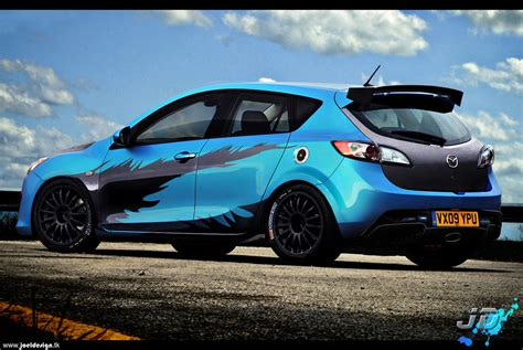 hatchback race cars mazda 3 hatchback by joel design on deviantart rides
