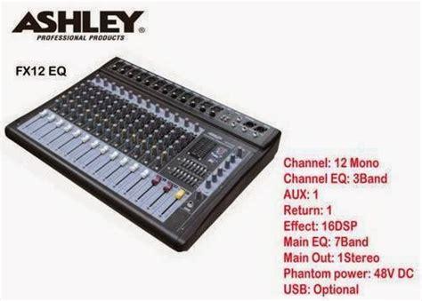 Mixer Audio Bma mixer indahelektronik