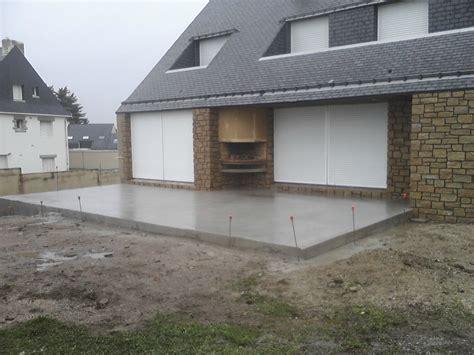 terrasse 4 lettres terrasse suspendue bois prix 4 terrasse beton avec spot