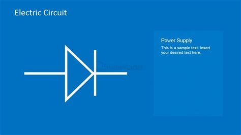 diode power supply powerpoint template slidemodel