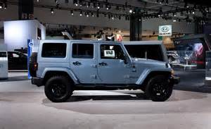 2012 Jeep Unlimited Car And Driver