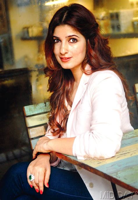 biography of twinkle khanna twinkle khanna the shining star life and style