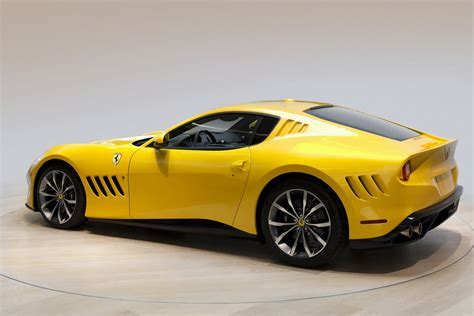 Ferrari SP 275 RW Competizione Officially Detailed, Uses