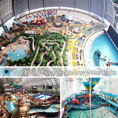 jay peak pump house top 3 world s largest indoor water parks