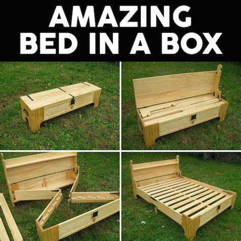 futon in a box wood pallet beds and gorgeous wood ideas
