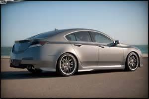 Acura Tl Kits Ronjon Sport Design Acura Tl Aero Kit