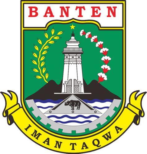 koleksi lambang dan logo desain kaos distro batik koleksi lambang dan logo lambang provinsi banten