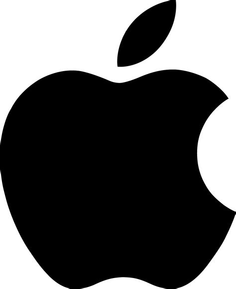 late gifts late gift black apple logo vector by windytheplaneh on