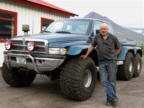 dodge 6x6 truck 6x6 dodge ram with 420 from iceland buggies