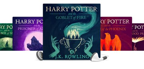 libro fm the wizarding world of harry potter