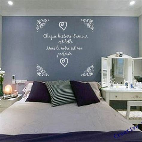 Home Decor Free Shipping Free Shipping Version Wall Stickers Bedroom Decor Romantique Bedroom Vinyl Wall Decal