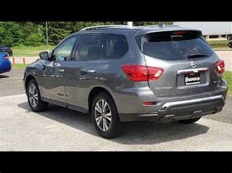 nissan pathfinder sv  marshall tx  youtube