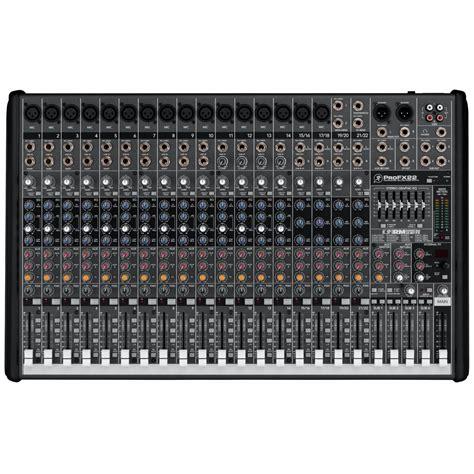 Mixer Live mackie profx22 mixer live usb mixer pro fx22
