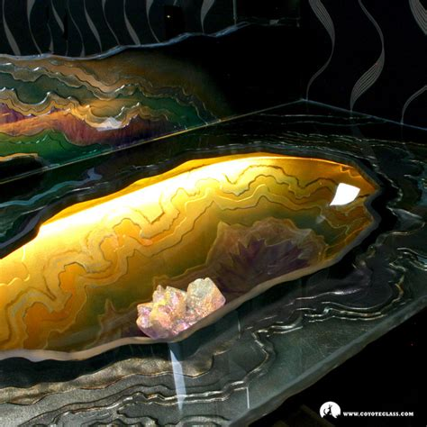 Geode Countertops by Geode Integral Vanity Tops And Side Splashes