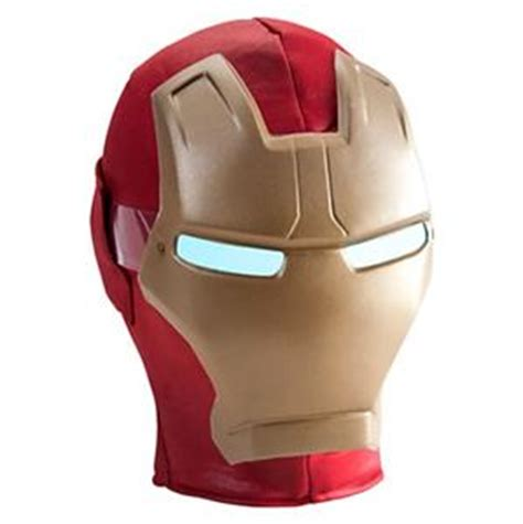 iron man disney store padded light deluxe costume