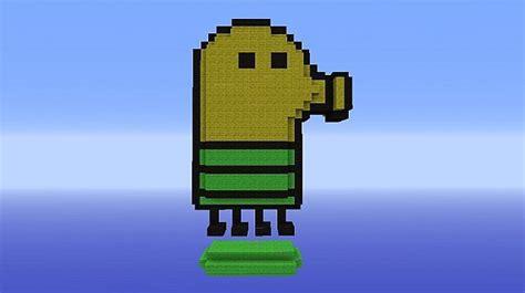minecraft mini doodle jump doodle jump minecraft 1 8 minecraft project