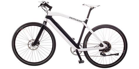 Tesla E Bike Zeitgeist Thinks It S The Tesla Of Electric Bicycles