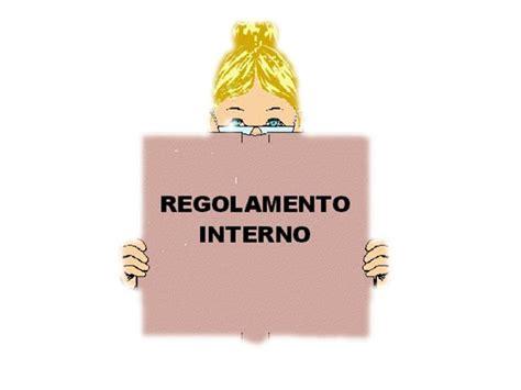 regolamento interno associazione regolamento interno