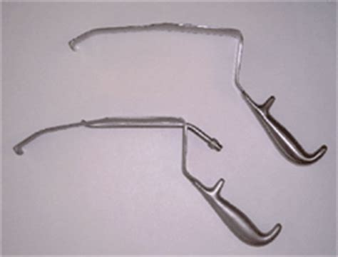lighted st marks retractor st s pelvic retractors cima st s