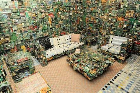arredamento con materiale riciclato arredare casa con mobili riciclati ecco il cyberpunk di