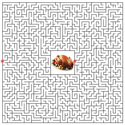free printable turkey mazes image gallery thanksgiving maze