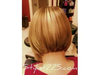 grow out an inverted bob fast razor cut stylist225com of baton rouge salon inverted bob